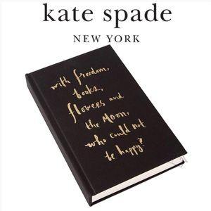 Kate Spade ♠️ Journal